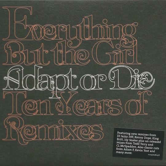 Adapt or Die - Ten Years of Remixes