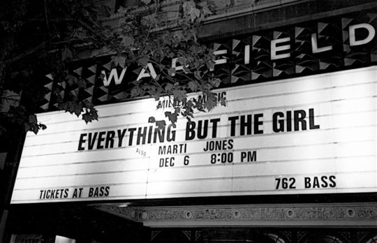 About Everything But The Girl